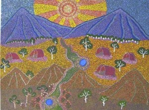 eileen_bonney_akemarr_210405_titjambera_my_mothers_country_acrylic_canvas_australian_aboriginal_art