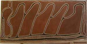 rover_thomas_220058_bungullgi_ochre_canvas_australian_aboriginal_art_balgo_hills_