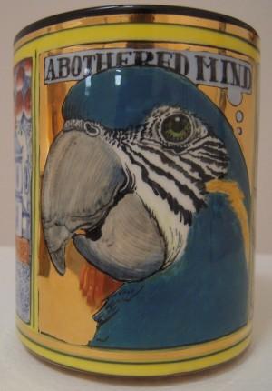 Stephen Bowers Caninde Macaw Mug
