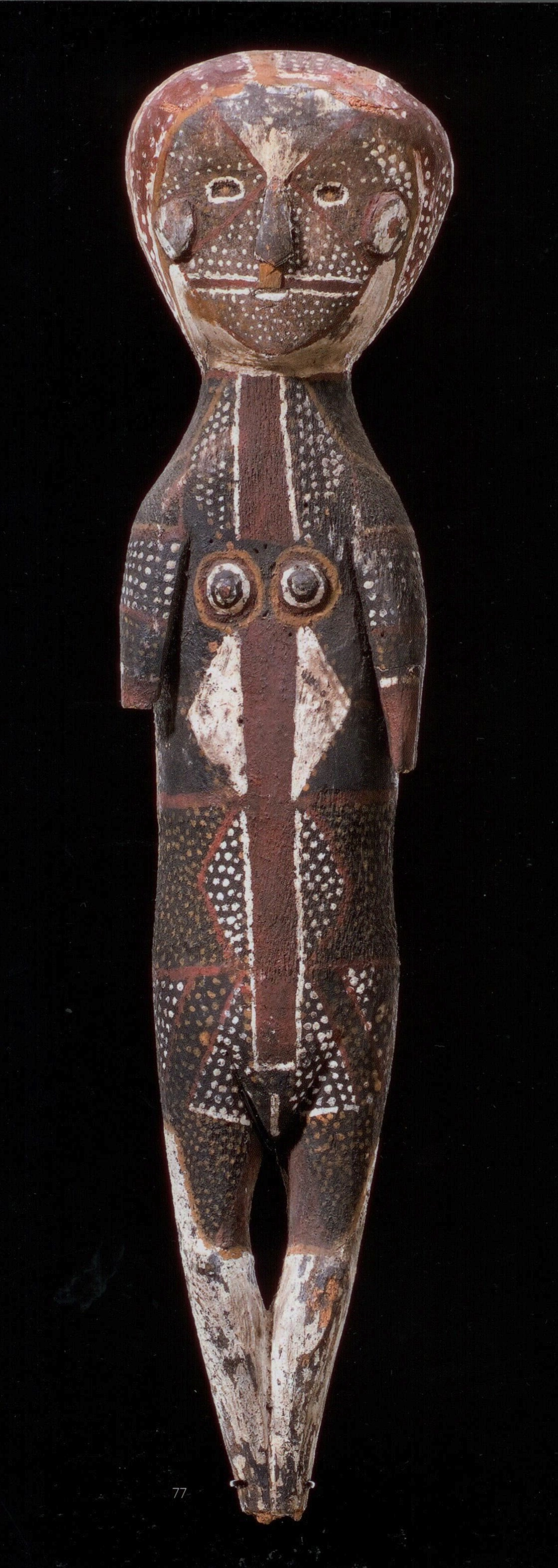 3. Unknown Artist Tiwi female figure