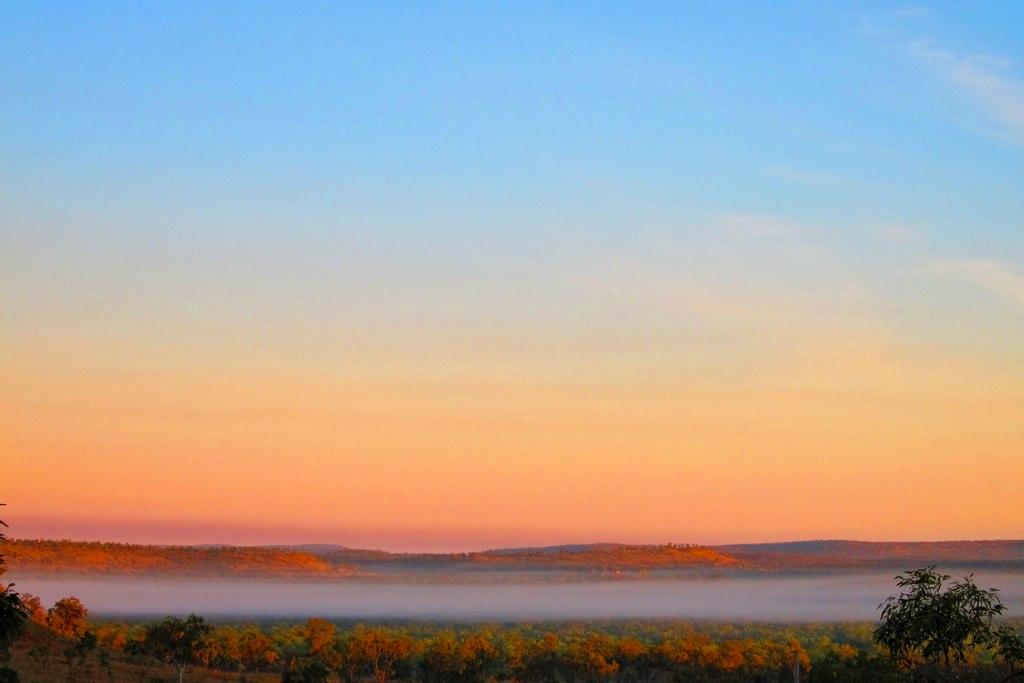 Ngukurr, NT, Australia. Sunrise.