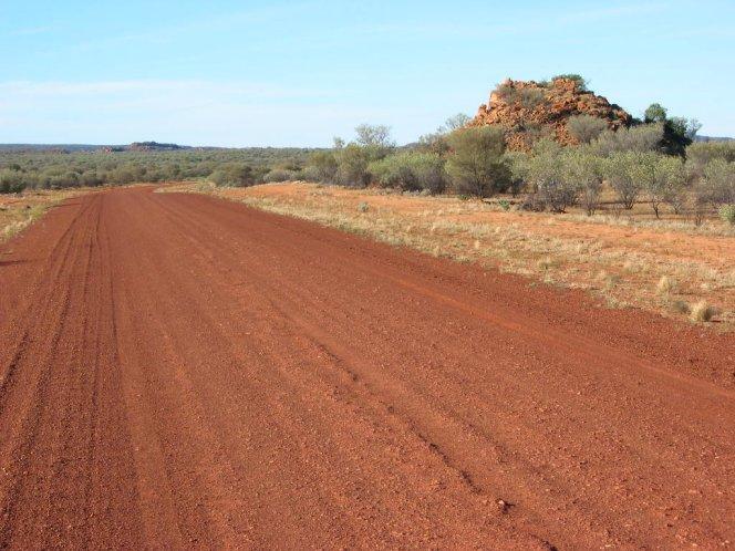 4. Sandover Highway Utopia