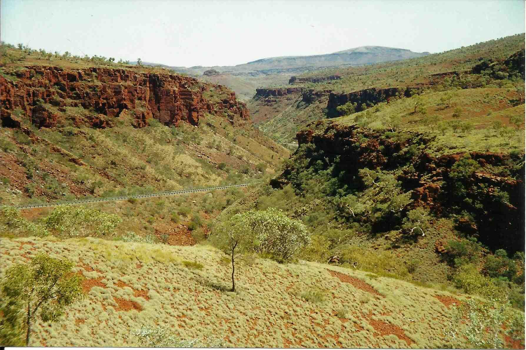 Munjina East Gorge