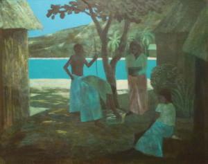 Ray Crooke Thursday Island