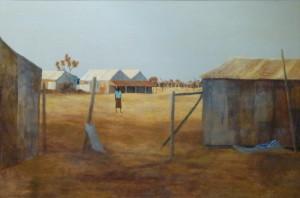 Ray Crooke (Landscape)