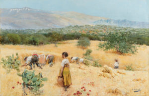 Andrade Harvest Sierra Nevada