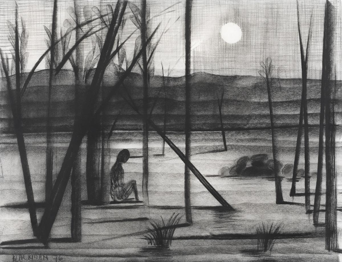 Charles BLACKMAN Loneliness