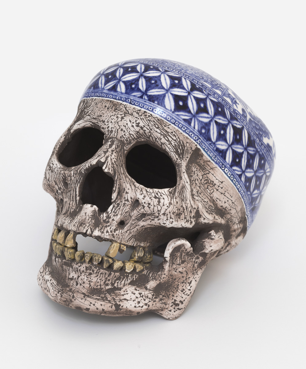 Stephen Bowers Explorers Skull