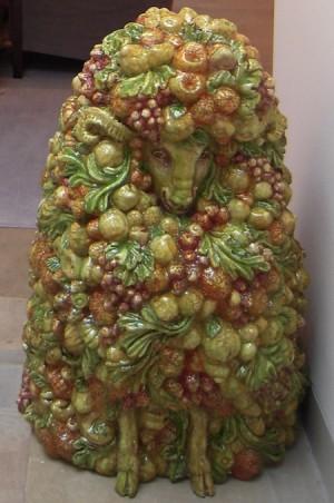 Eicholtz Harvest Doormen