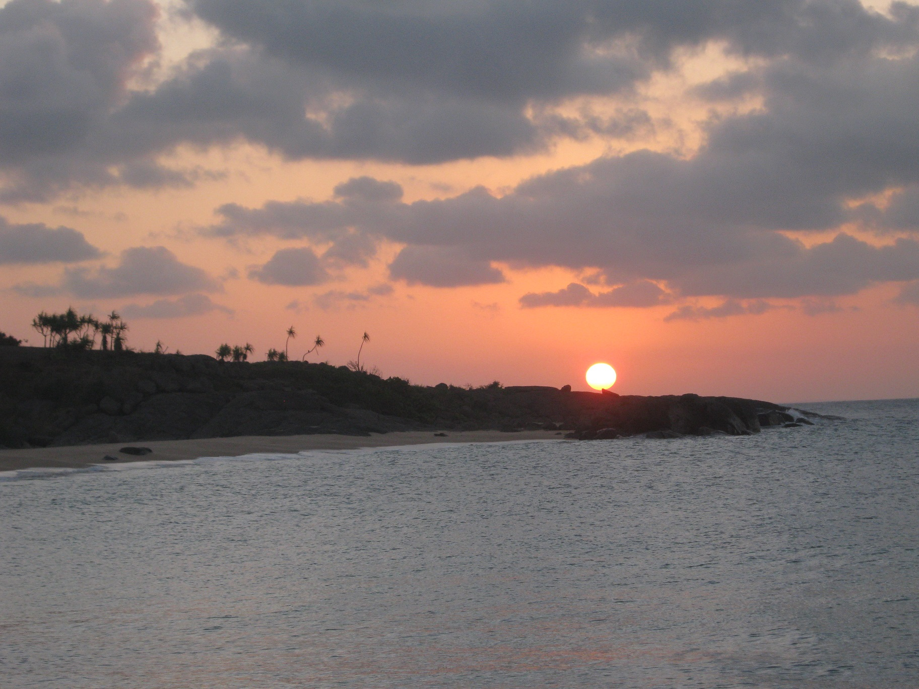 2.Sunset at Bremer Islandv2
