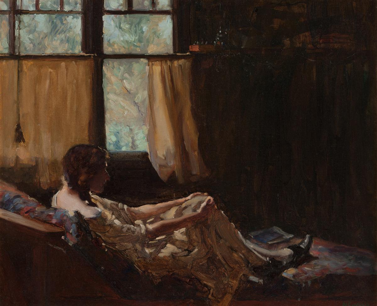 Nora Gurdon Under the Window