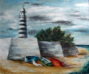 Elaine Haxton The Lighthouse