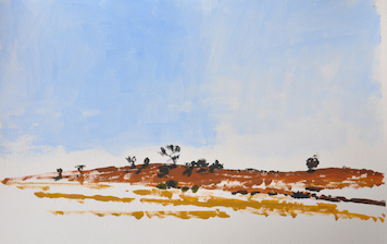Andrew Sayers, Oodnadatta Track Near Cad-na-owie Lookout