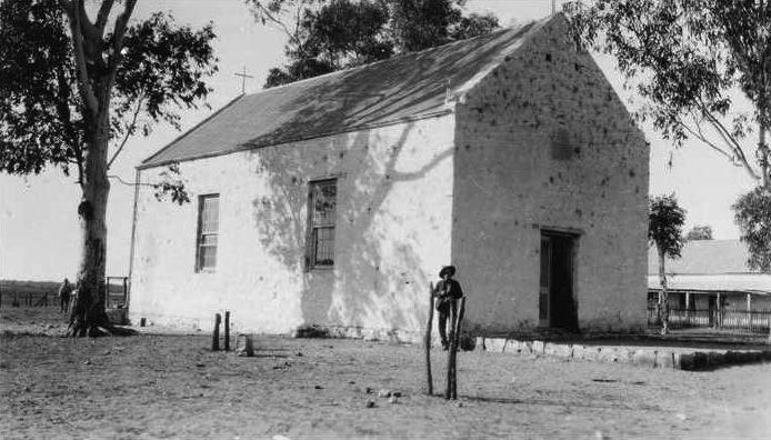 2. SLSA Church Hermannsburg 1932