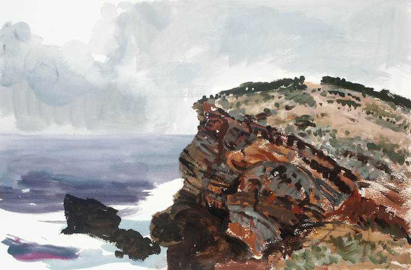 Andrew Sayers Cape Nelson