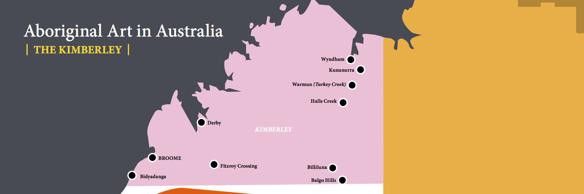 LDFA_Website Maps_8 copy - 3 The Kimberley