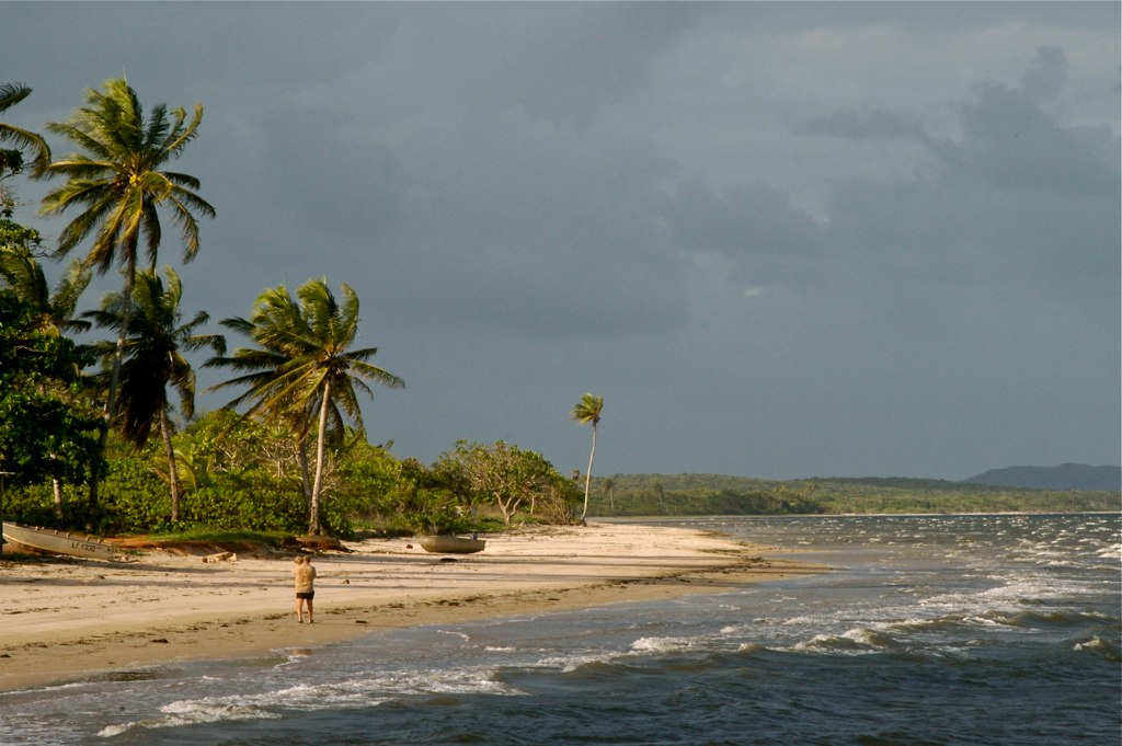 Quintel Beach, Lockhart River, Cape York, QLD, Australia