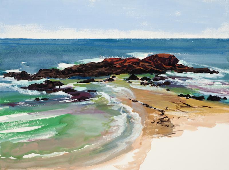 Andrew Sayers Rocks, Mystery Bay