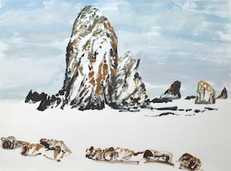 Andrew Sayers The Glasshouse Rocks, Narooma