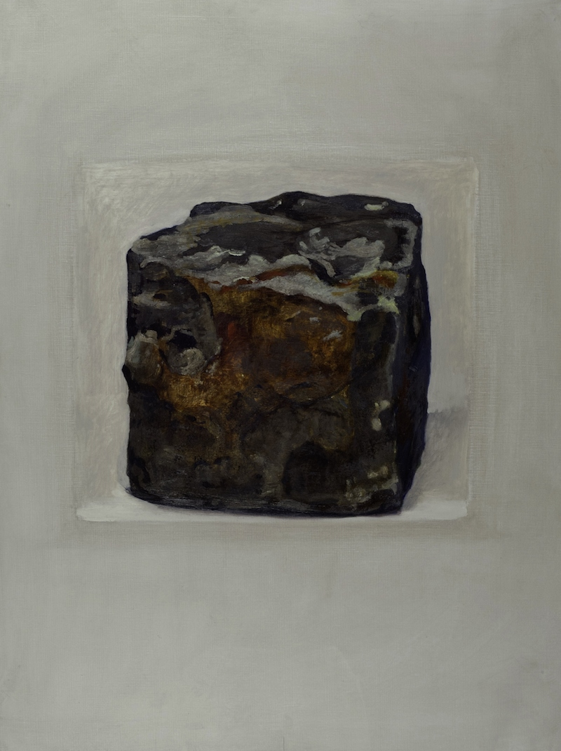 Andrew Sayers The Stone of Melbourne, 2015
