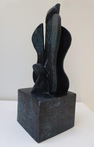 Robert Jacks Cello-Guitar 1996 bronze