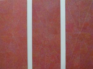 Genevieve Kemarr Loy Triptych 2014 3 panels 150 x 60 cm each