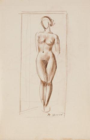 Nora Heysen Female Nude 215216