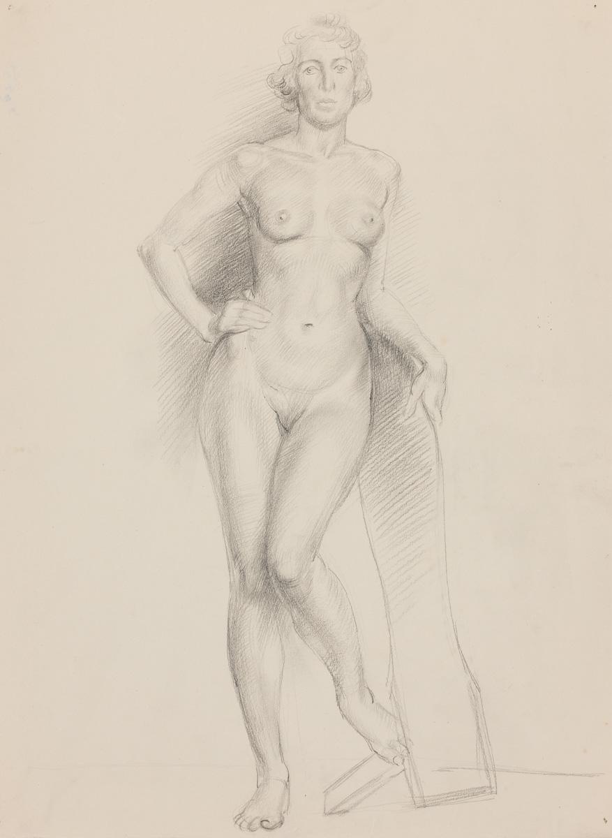 Nora Heysen Standing Female 215226