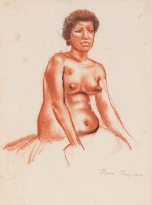 Nora Heysen Native Woman 215286