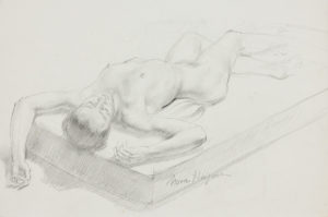 Nora Heysen Reclining Nude 215291