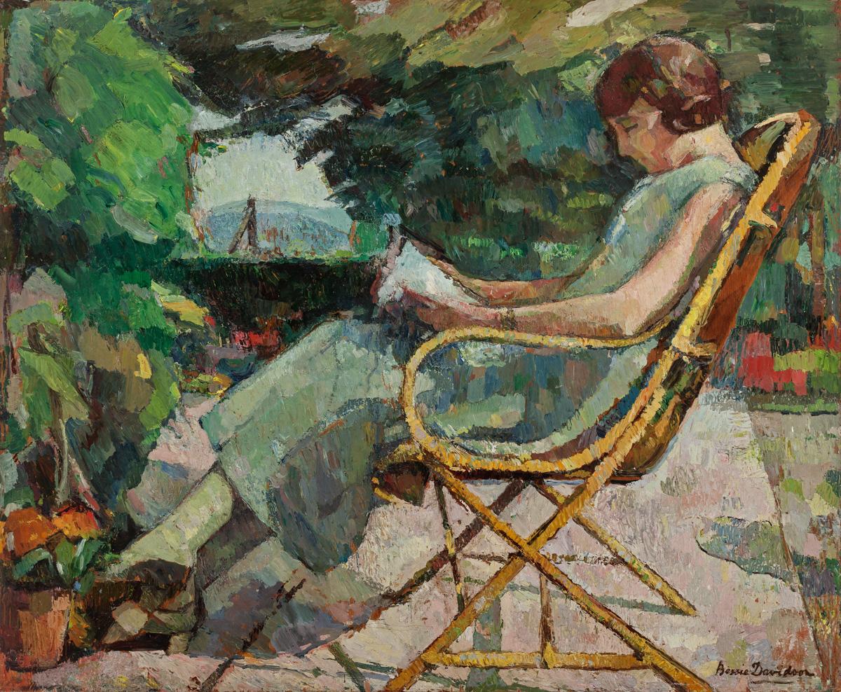 Bessie Davidson Lecture au Jardin