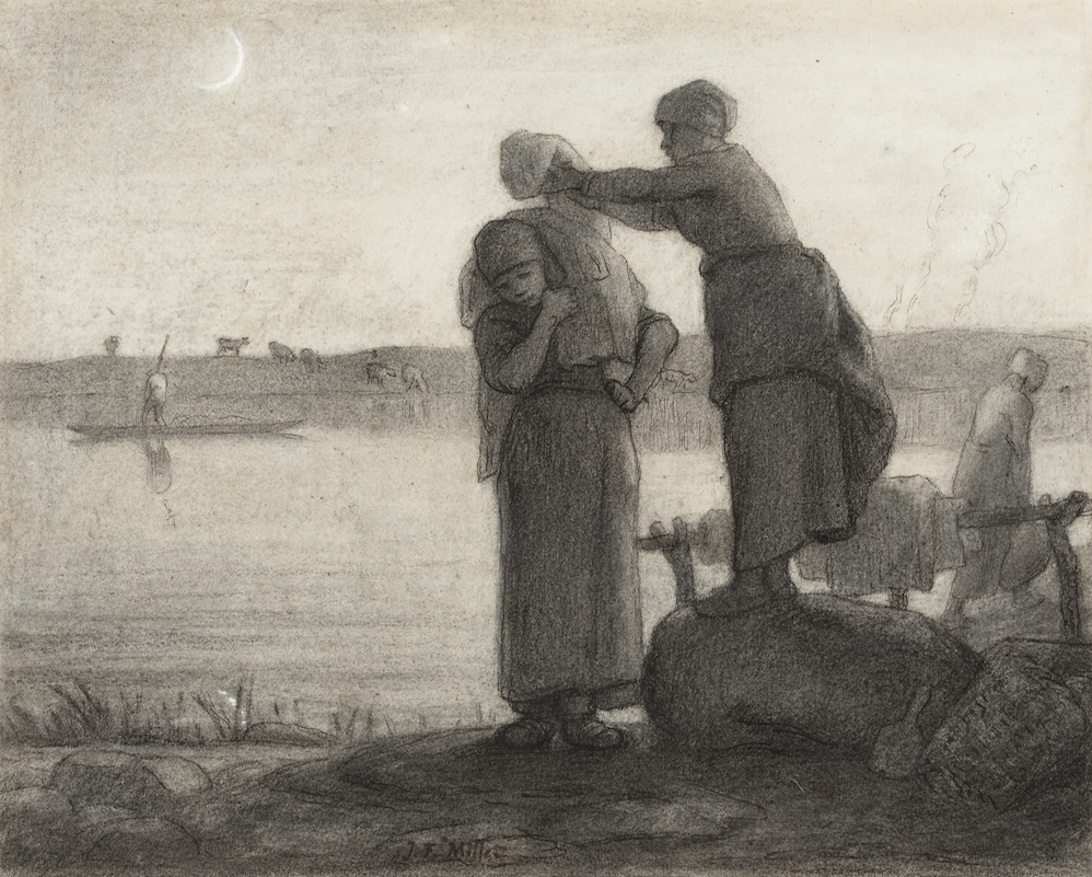 Millet The Washer Women