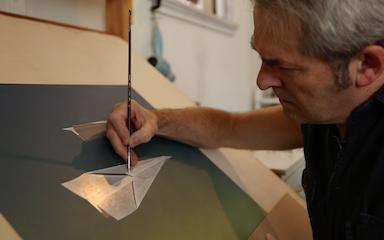 Robert Clinch Study for D'art project