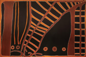 Thomas, Rover 214071 JABANUNGA (Rainbow Serpent)