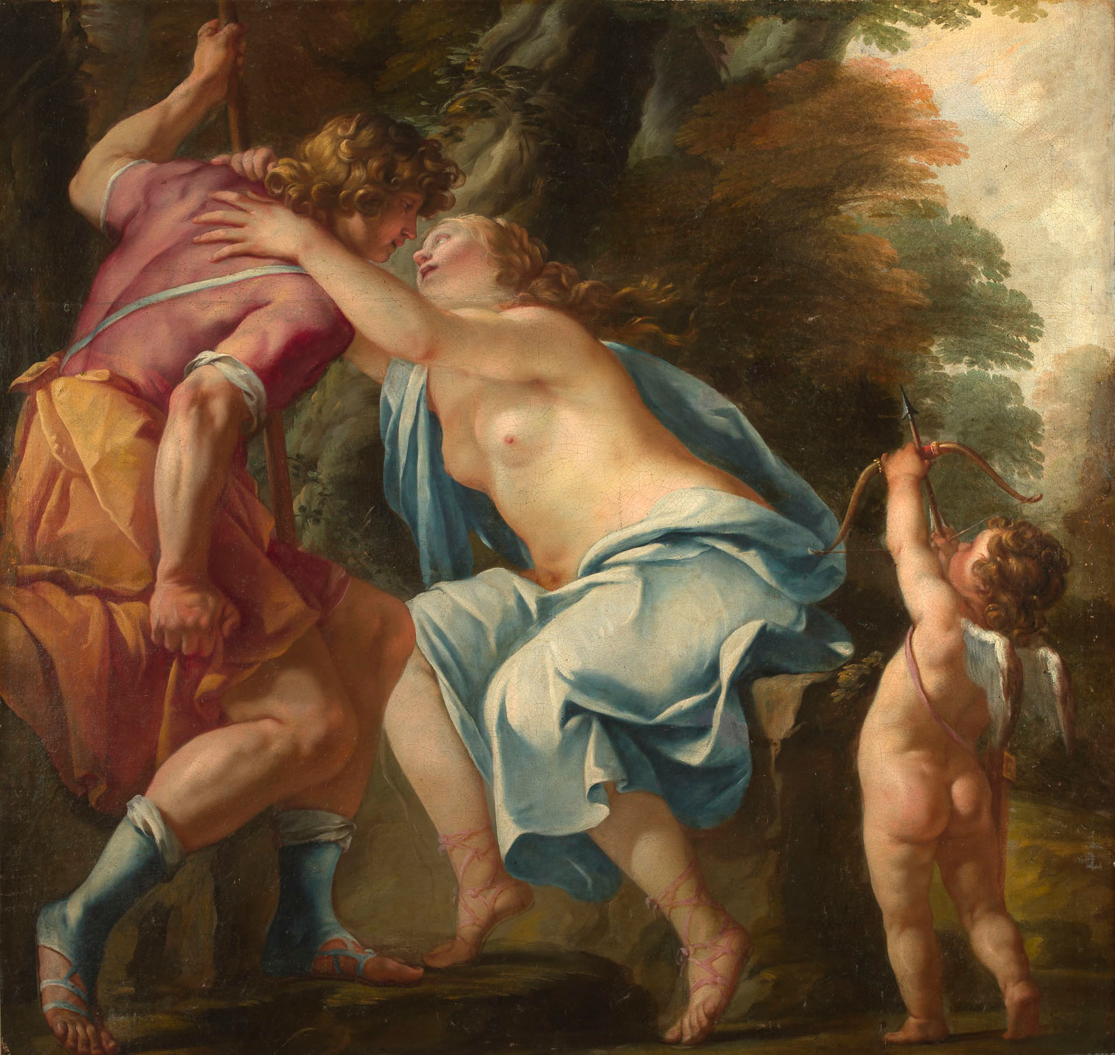 Blanchard Venus and Adonis