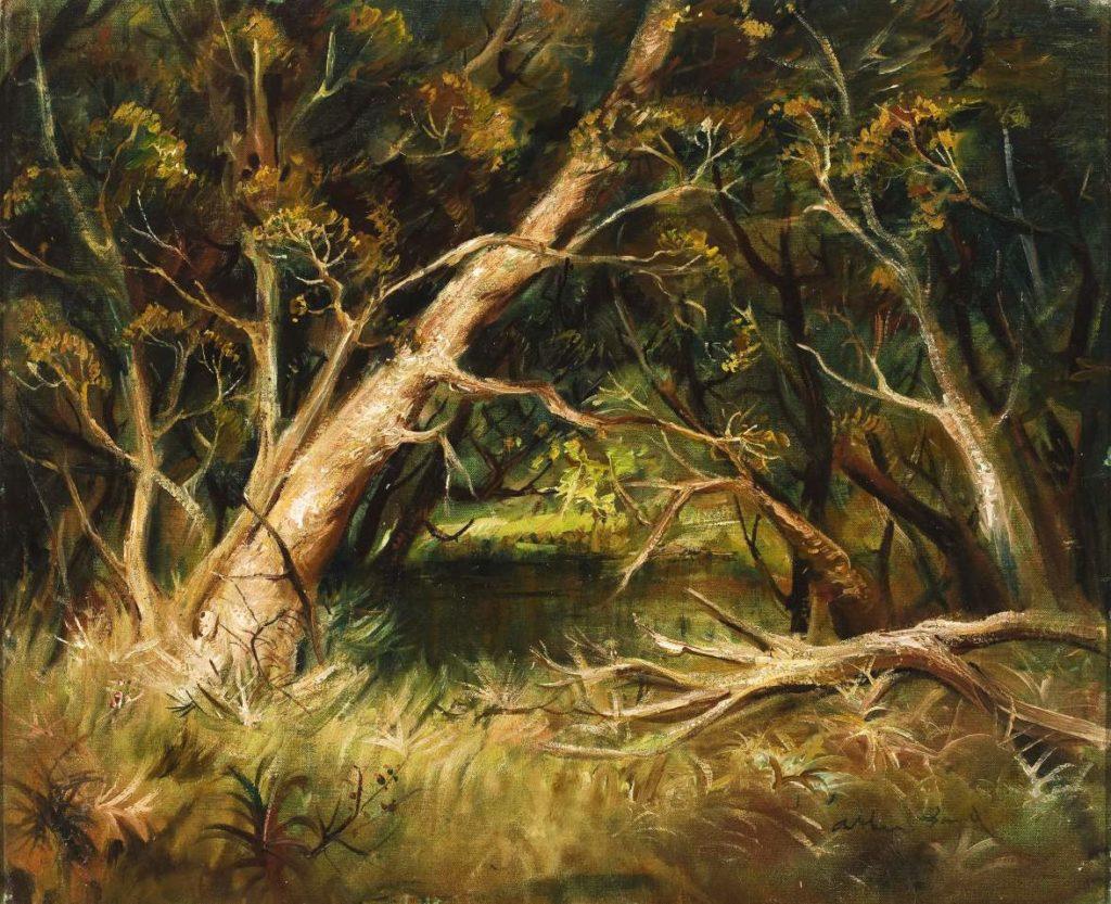 Arthur Boyd Landscape