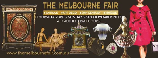 The Melbourne Fair 23-26 Nov 2017