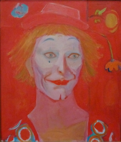 Constance Stokes The Mime Tribute to Marcel 1981
