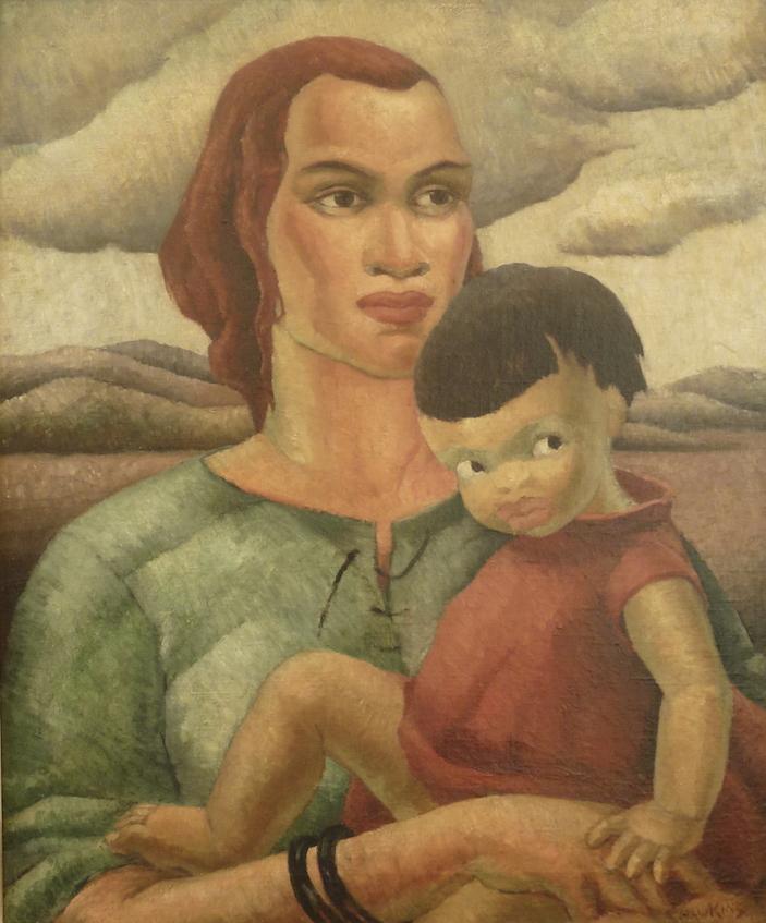 Sheila Hawkins Gypsy Mother