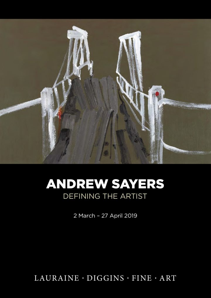 Andrew Sayers: Defining the Artist