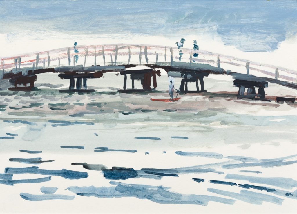 Andrew Sayers Wallaga Lake Bridge II