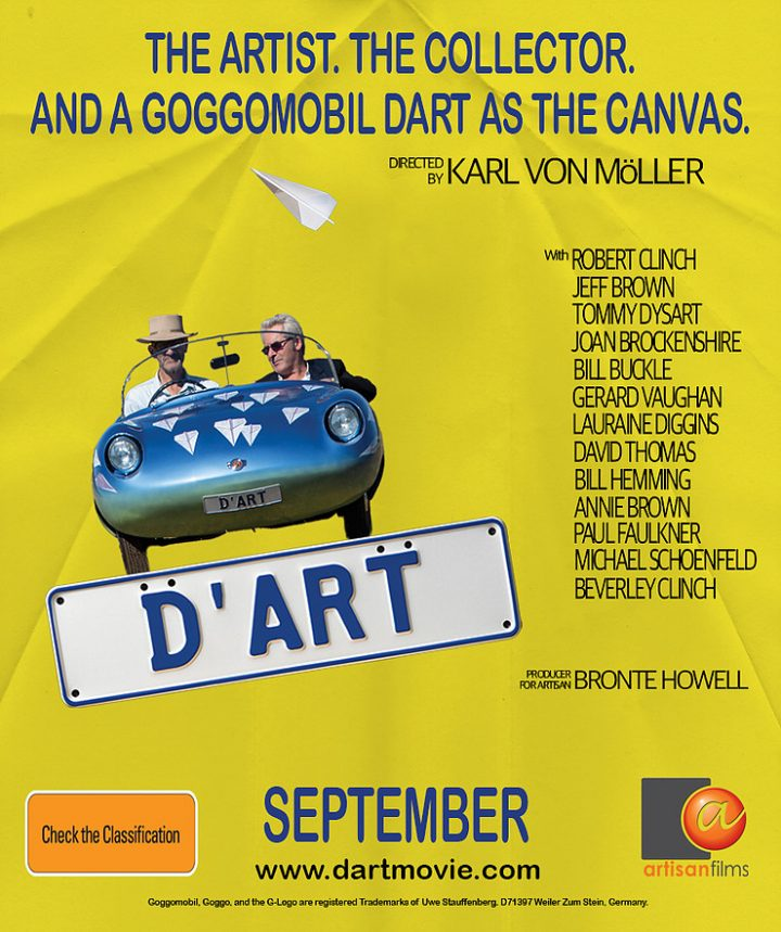 Dart Movie poster