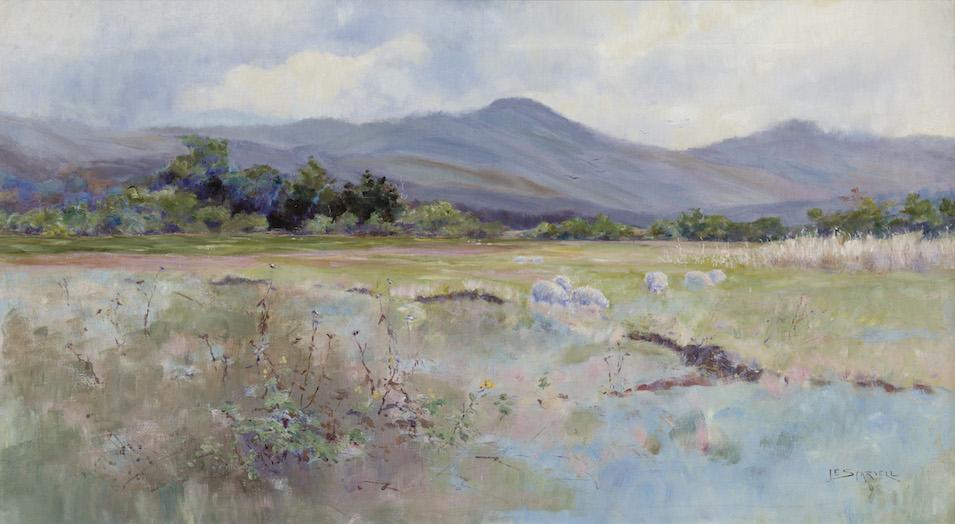 Jessie Scarvell Glenalvon Murrurundi 1895