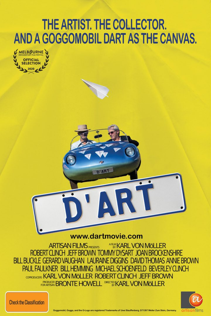 D'art movie poster
