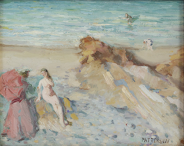 Ambrose Patterson (On the Beach)