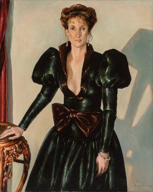 Churcher Portrait of Kate