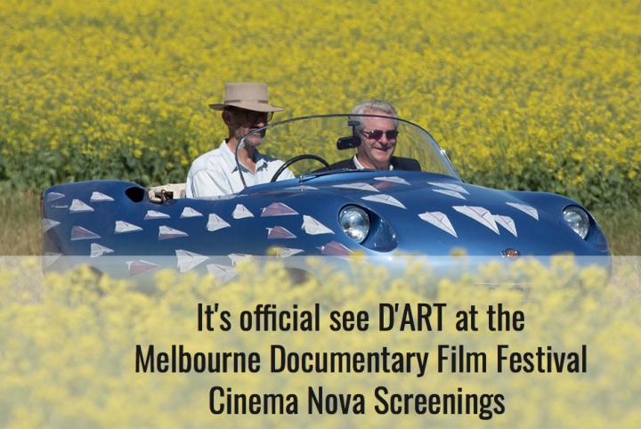 D'Art Cinema Nova