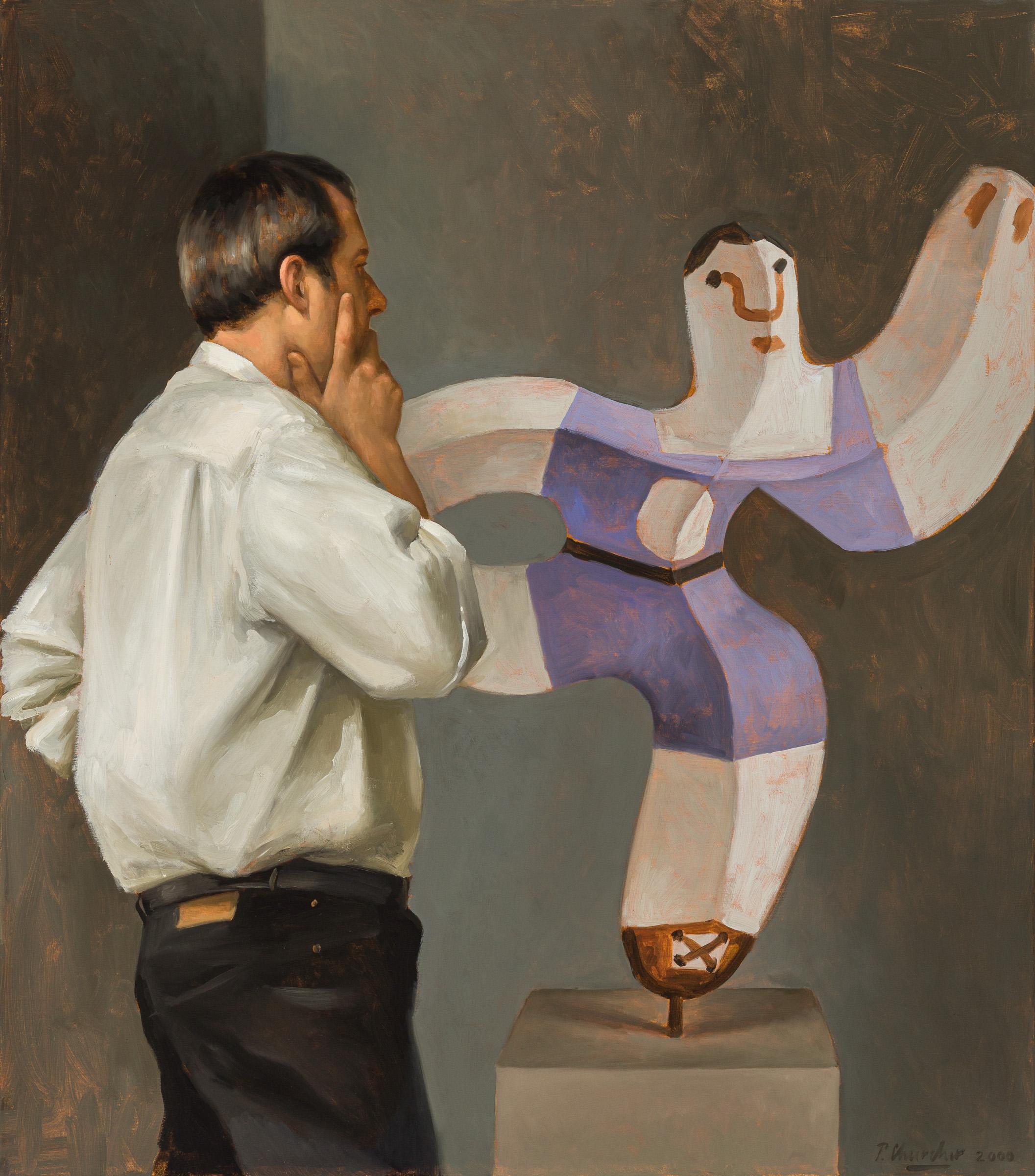 Churcher Regarding Picasso